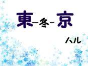 東京-冬-